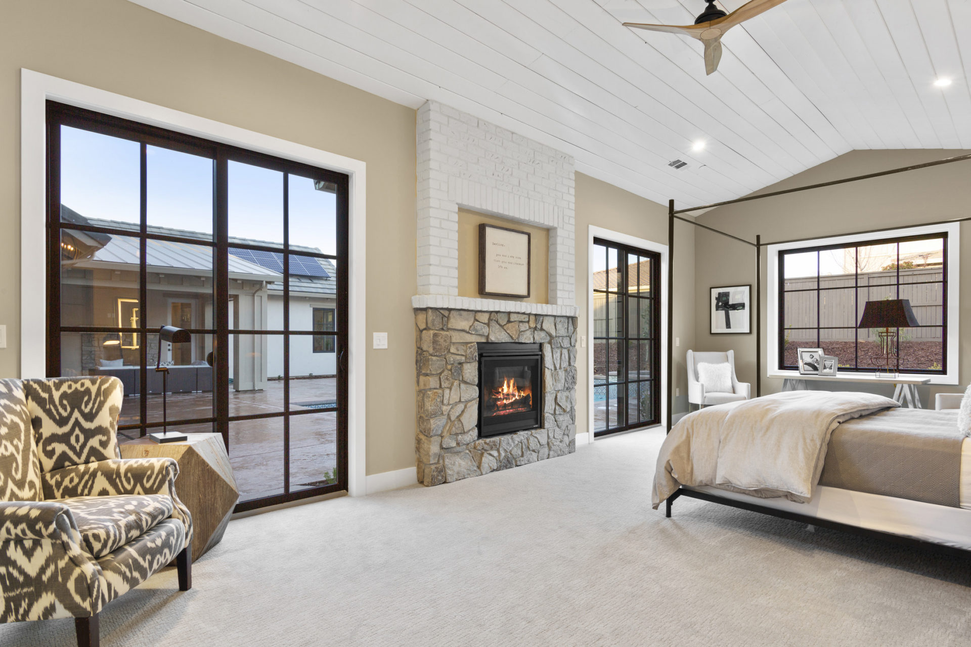 TailorMade Homes for sale in El Dorado Hills - Photographed by TiAmo Images